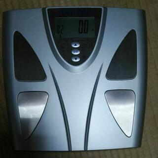 体重計(体脂肪率など)