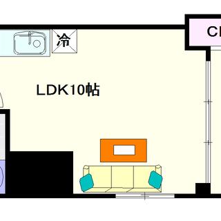 【シーガルパークソレイユ】2号タイプ!1LDKタイプ!人気物件な...