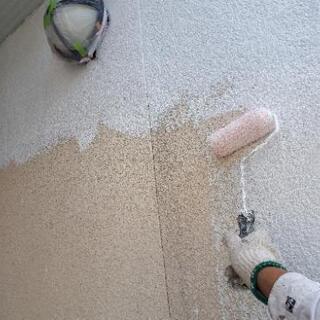建築塗装 作業員