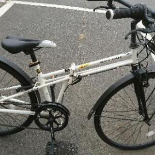 ♪安心の整備済み ドッペルギャンガー 26インチ 折り畳み自転車...