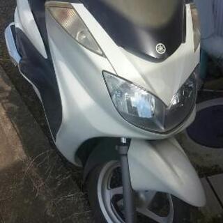 マジェスティ 250cc YAMAHA ジャンク