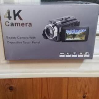 ⭐kenuo 4Kカメラ 534KM 美品⭐