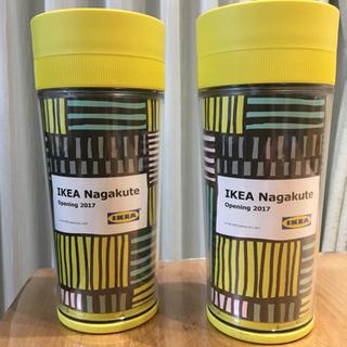 【限定】IKEA長久手 オープン記念タンブラー 2個セット