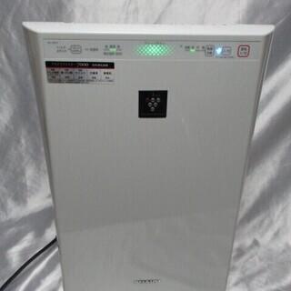シャープ 空気清浄機 加湿器 プラズマクラスター7000 KC-...