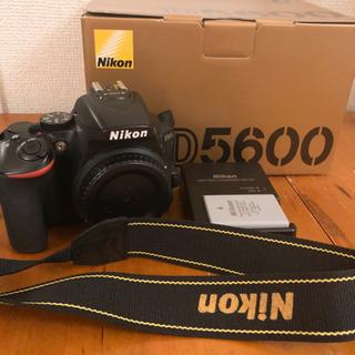 【美品】NIKON D5600 ボディ★値下げ★