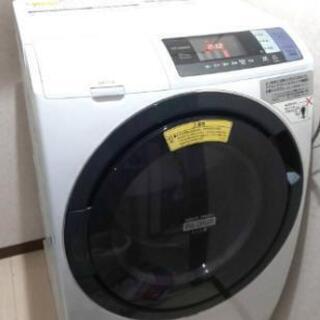値下げしました 2019年購入 洗濯機 ヒートリサイクル 風アイ...