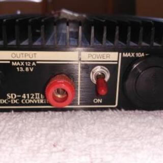 デコデコ 24V~12V MAX12A