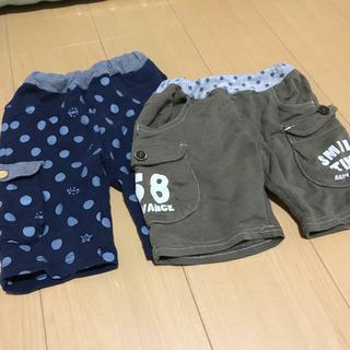 子供服半ズボン(95)セット