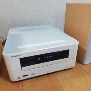 ONKYO オンキョー CR-U5 CDプレイヤー