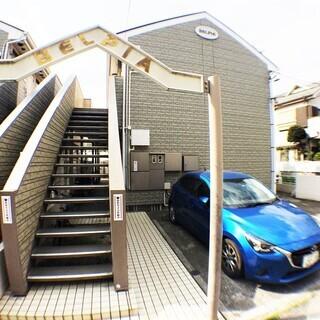 【スマートホーム】ベルピア上尾第7-2 103号室 電子錠・無料...