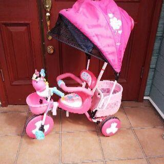 幼児用三輪車 CARGO DOME ミニーマウス
