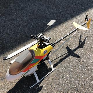 ラジコン ヘリコプター 不動