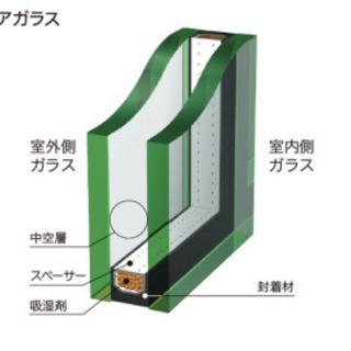 透明ガラスで、いつもカーテン閉めたままの方!光熱費抑えたい方必見...