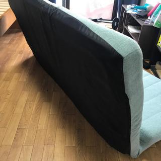 Amazon 三段折りたたみ式ソファベッド