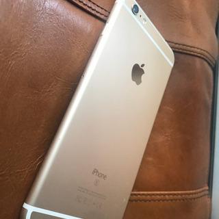 iPhone6s plus 64GB  SIMフリー 直値…