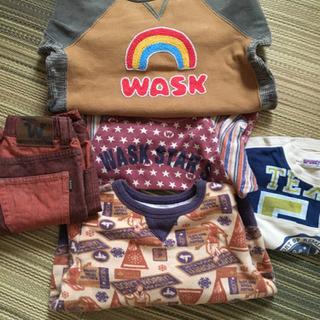 子供服 ワスク WASK  4点 +おまけ、まとめ売り