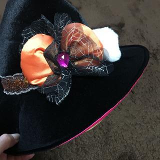 USJ キティちゃん ハロウィン 帽子