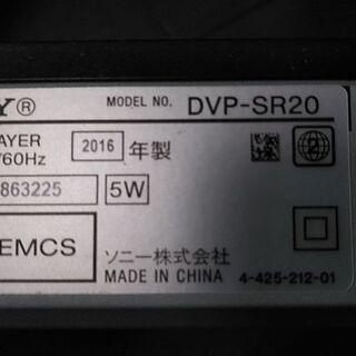 DVDプレーヤー 2016年製