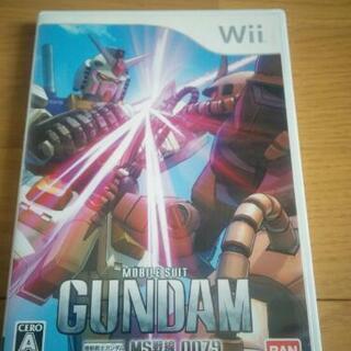 ✴値下げ【Wiiソフト】機動戦士ガンダム MS戦線 0079