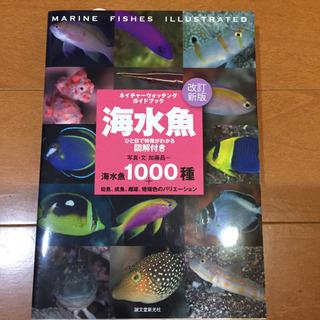 [ダイビング]海水魚を紹介する書籍を売ります。
