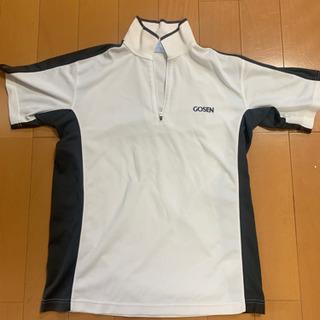 テニス バドミントン ゲームシャツ GOSEN