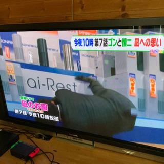 65インチ!プラズマテレビ(パナソニック)【早い者勝ち】