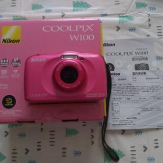 Nikon 保証書付き デジカメ