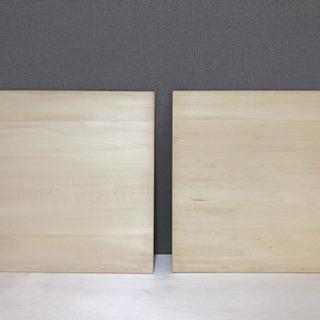 ベニヤ板 2枚 正方形