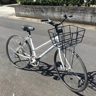 【オシャレに】ミヤタ自転車・700c・折りたたみ・旧車