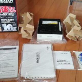 BUFFALO製DVDドライブ
