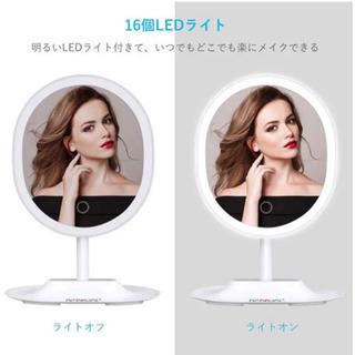 ✨新品✨💝化粧鏡 5倍拡大鏡🔴
