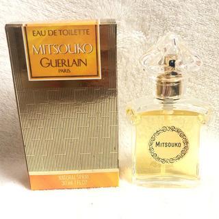 美品 香水 ゲラン ミツコ オーデトワレスプレー 30ml レディース