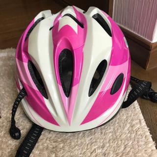 女の子用 ヘルメット