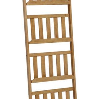 木製 本棚 4段 マガジンラック  新品