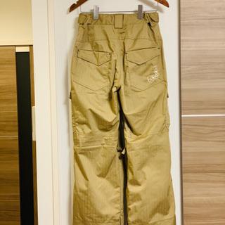 IGNIO スノーボード パンツ Lサイズ ベージュ