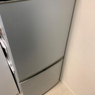 ★★譲ります★★ 冷蔵庫 シャープ製 sj-14s