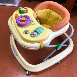 赤ちゃんの歩行練習機