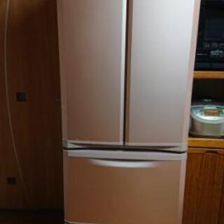 三菱 2010年製 冷蔵庫 完動品