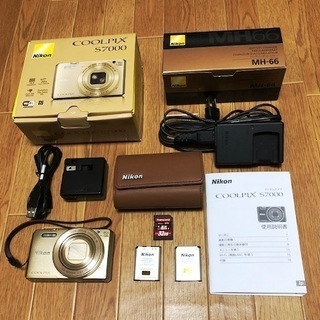 Nikon   COOLPIX ニコン クールピクス  S700...