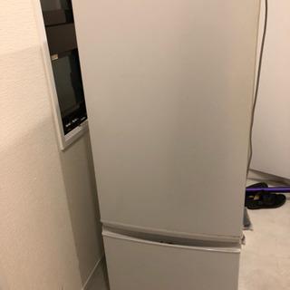 SHARP 167ℓ 冷蔵庫差し上げます!の画像