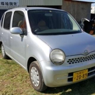 DAIHATSU  MOVE-LATTE  4WD  タイミング...