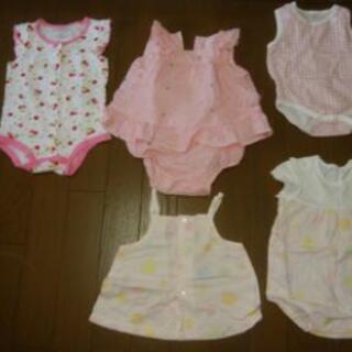 女の子 60-70 服 4