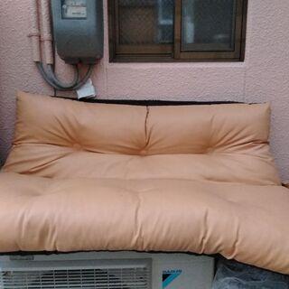 キレイなソファーです。