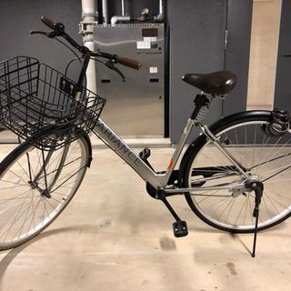 自転車 10月下旬引き渡し予定