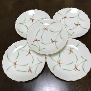香蘭社   小皿  5枚