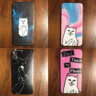 【1個500円】RIPNDIP iPhoneXケース