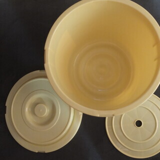 漬物樽 プラスチック