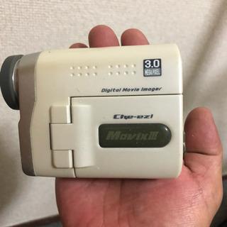 小型ムービーカメラ