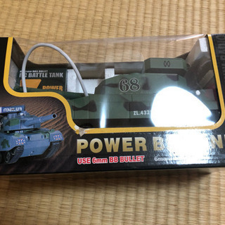 戦車  新品  ラジコン