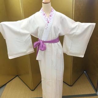 上質地を使ったエンディングドレス
